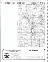Map Image 010, Sauk County 1981